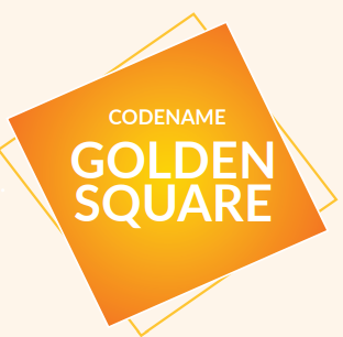 LOGO - Codename Golden Square