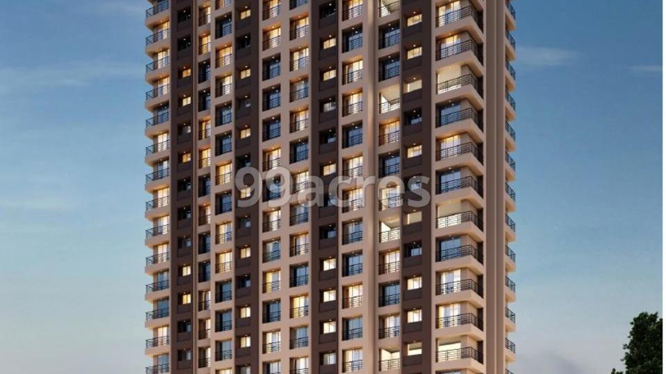 Ornate Heights Annex Elevation