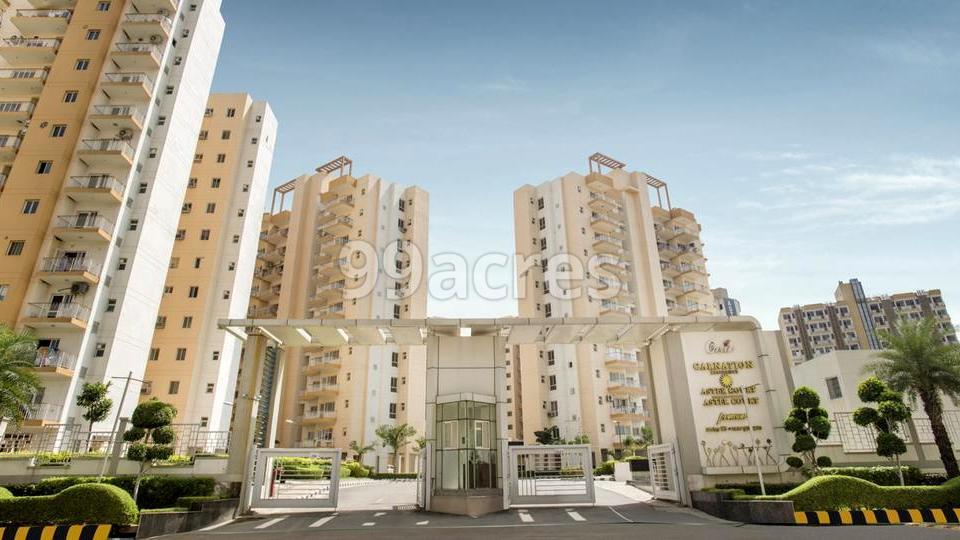Orris Carnation Residency Entrance