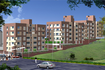Pacific Properties Pacific Hill View Residency Shreehans Nagar, Pune