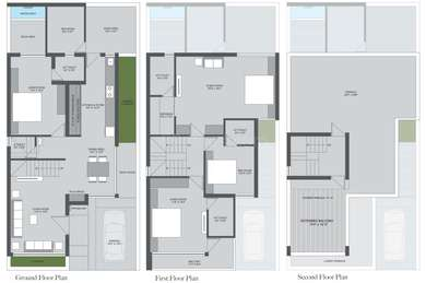 4 BHK Villa in Pacifica Westridge