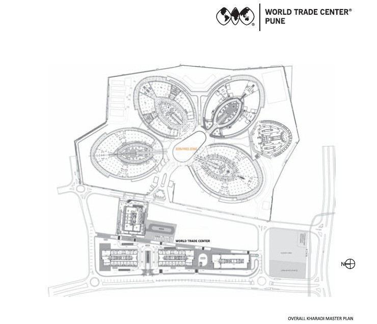 Panchshil Builders World Trade Center Pune Floor Plan