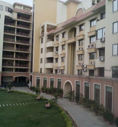 Panchwati Garden Side View