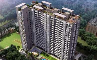Paradigm Realty and Ambit Paradigm Ananda Residency Shimpoli, Mumbai Andheri-Dahisar