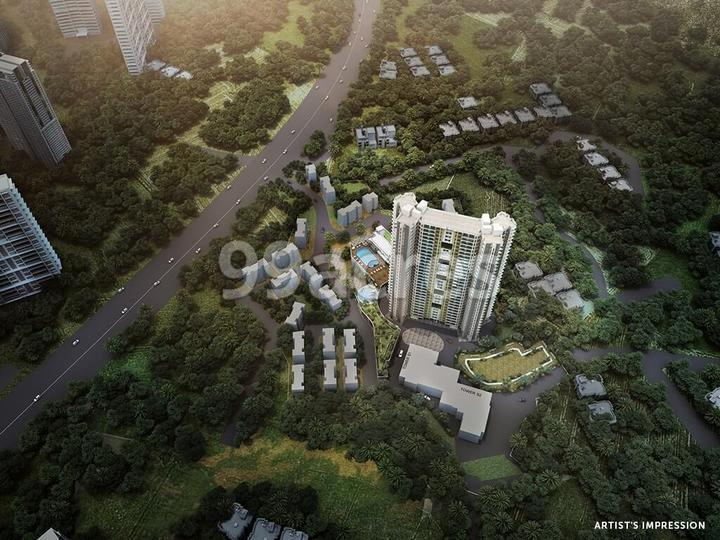 Paradigm Zenith Aerial View