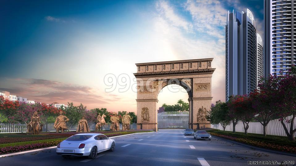 Paradise Sai World Empire Entrance