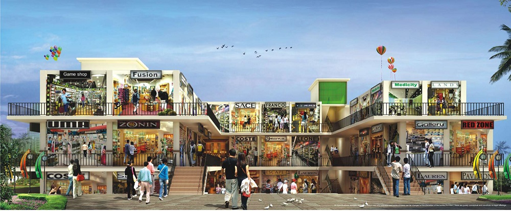 Paramount City Square Image