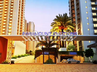 Paramount Builders Paramount Emotions Greater Noida West