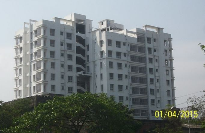 Parasrampuria Mohan Tower Beliaghata Elevation