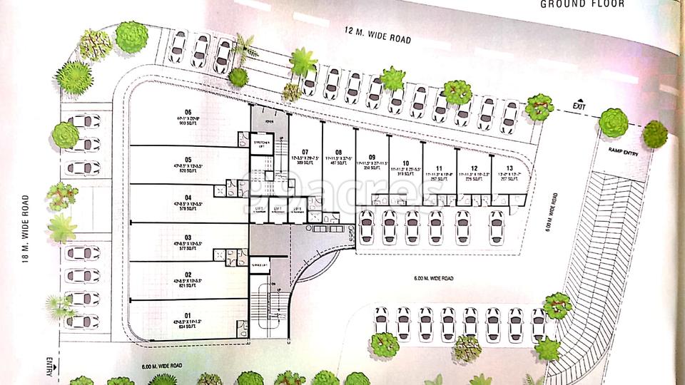 Parkview Nexus Typical Plan