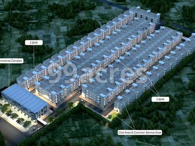 Parkwood Promoters Metro Town Zirakpur, Chandigarh