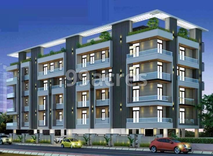 Shree Parshvanath Enclave Elevation