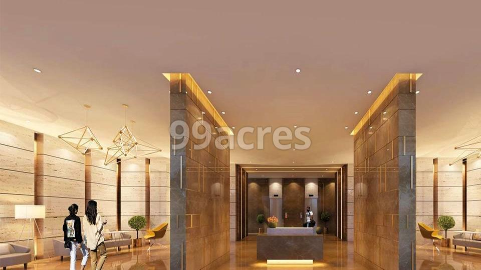 Parth Lakefront Entrance Lobby