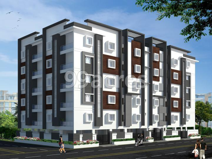 Phanitha Constructions Phanitha Deekshitha Paradise Bachupally