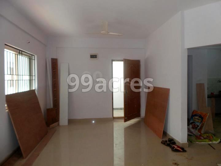 Vandana Earls Court Sample Flat Living Room