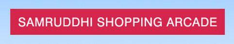 LOGO - Poddar Samruddhi Shopping Arcade