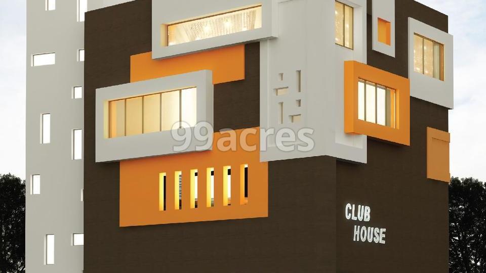 Poojaa Diamond Anandam Club House