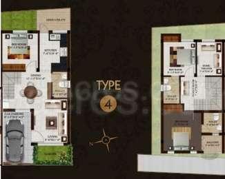 3 BHK Villa in Poomalai Varishtaa