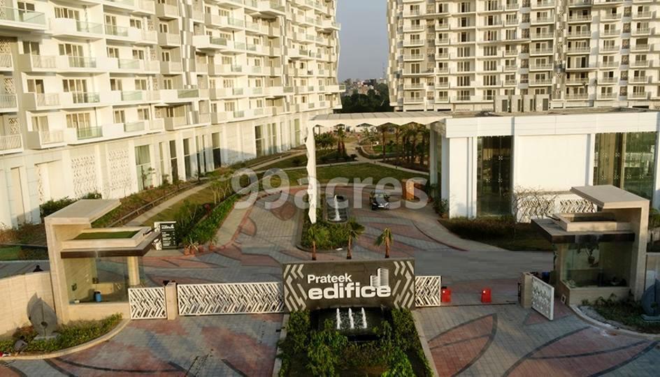 Prateek Edifice Entrance