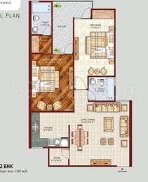 2 BHK Apartment in Manglam Aadhar