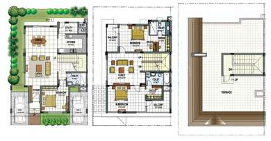 3 BHK Villa in Prestige Summer Fields