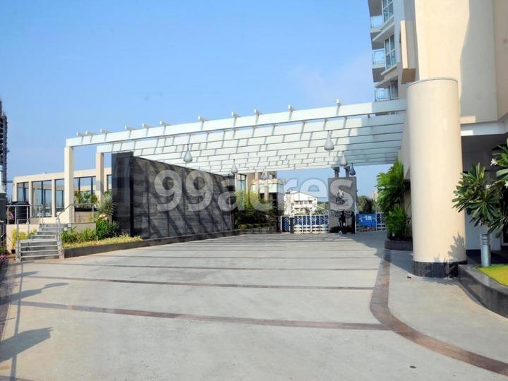 Prestige Neptunes Courtyard Entrance