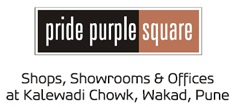 LOGO - Pride Purple Square