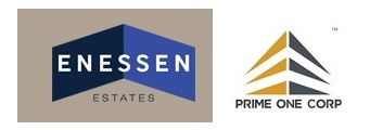 Prime One Corp and  Enessen Estate