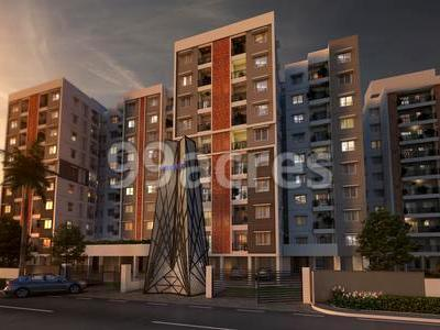 Provident Housing Builders Provident TooGoodHomes Thanisandra, Bangalore North