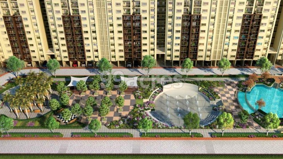 Provident Park One Exterior Landscape