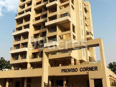 Proviso Group Builders Proviso Corner Sector 23 Ulwe, Mumbai Navi