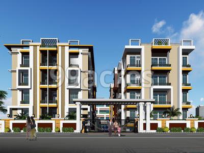 Pulmen Buildicon Pulmen Saraswati Height Rupaspur, Patna