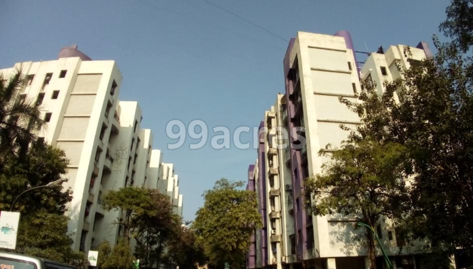 Puraniks City Phase 1 Elevation