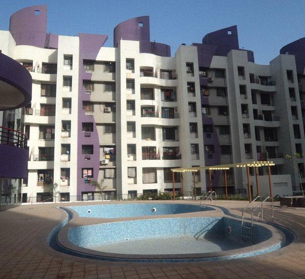 Puraniks City Phase 1 Swimming Pool
