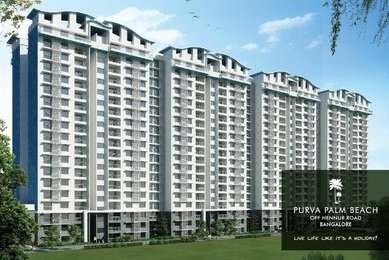 Puravankara Limited Purva The Waves Hennur, Bangalore North
