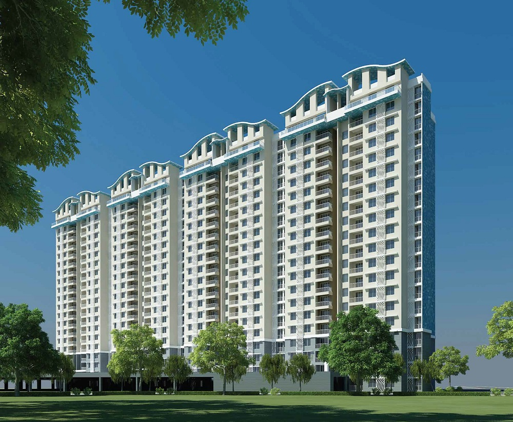 Purva Palm Beach in Hennur Road, Bangalore North