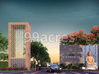 Puri Construction Pvt Ltd Builders Puri Amanvilas Sector 89 Faridabad