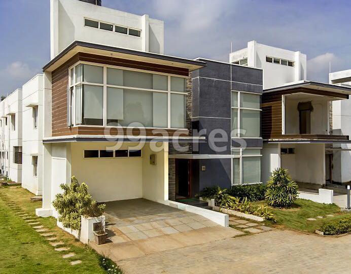 Pushpam Woods Villas