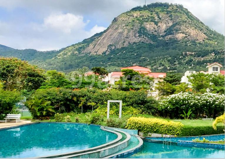 Mantri Hills Site View