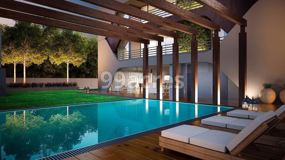 Raama Eternia Swimming Pool