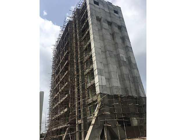 Raama Palacio construction status 21/11/2018