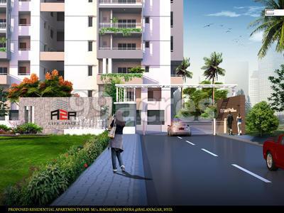 Raghuram Infrastructure Raghuram A2A Life Spaces Balanagar, Hyderabad