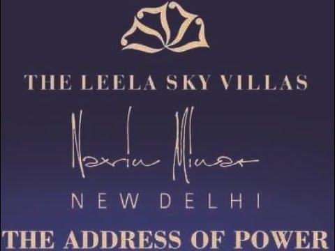 LOGO - The Leela Sky Villas
