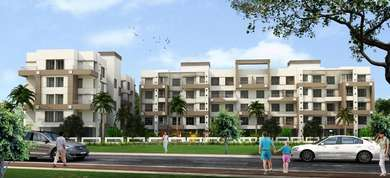Raikar Projects Raikar Shree Laxmi Nandavan Somatane, Pune