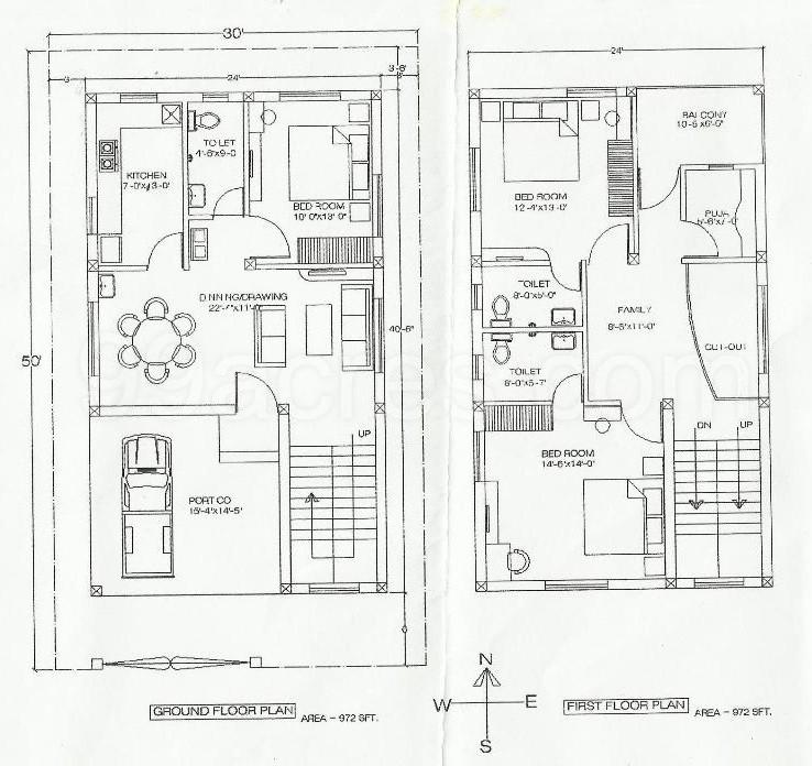 3 Bhk Duplex 2 Super Area 1944 Sq Ft Apartment