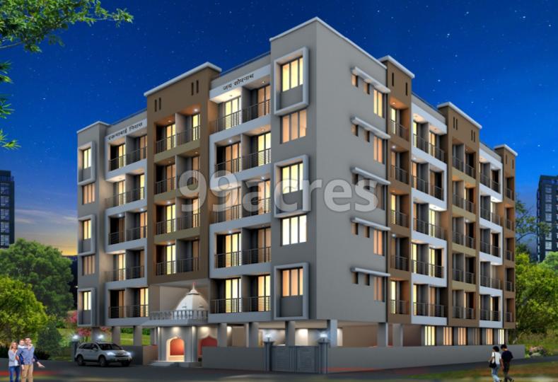Jai Somnath Apartment Elevation