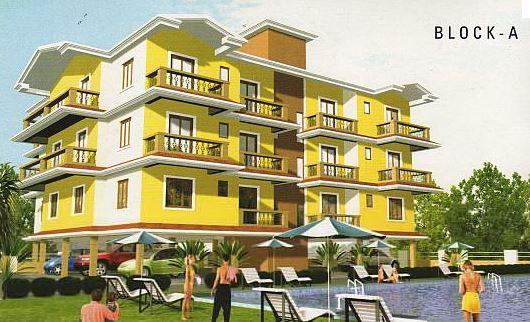 Raj Sairaj Residency in Siolim, North Goa