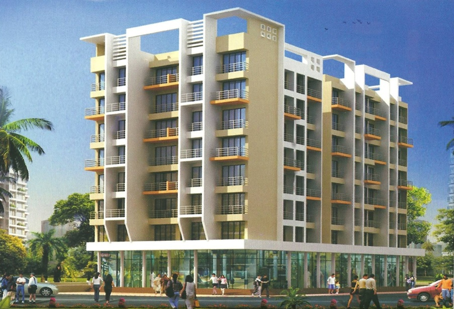 Raj Sai Residency in New Panvel, Mumbai Navi