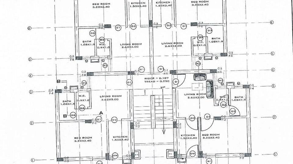 RHB Mahala Residential Scheme Typical Floor Plan 2