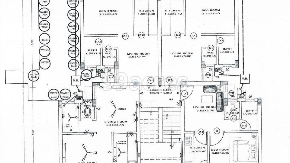 RHB Mahala Residential Scheme Typical Floor Plan 1